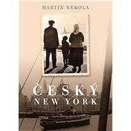 Český New York - Kniha