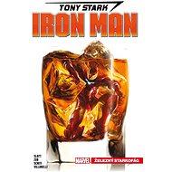 Tony Stark Iron Man Železný starkofág - Kniha