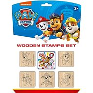 Stamps 5 + 1 Paw Patrol - Stamps
