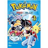 Pokémon Red a Blue 3 - Kniha