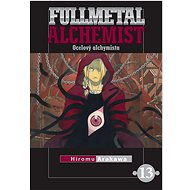 Fullmetal Alchemist 13: Ocelový alchymista