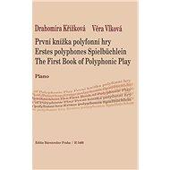 1. knížka polyfonní hry: Piano - Kniha