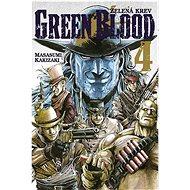 Green Blood 4 Zelená krev - Kniha