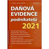 Daňová evidence podnikatelů 2021 - Kniha