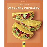 Veganská kuchařka - Kniha