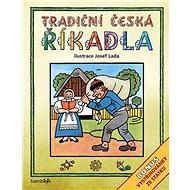 Tradiční česká ŘÍKADLA  Josef Lada: Bonus - vystřihovánky ze statku