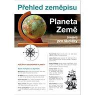 Planeta Země (nejen) pro školáky: Přehled zeměpisu - Kniha