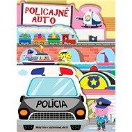 Policajné auto: Malý tím v záchrannej akcii! - Kniha