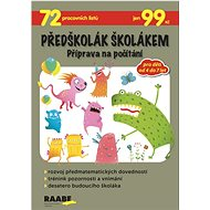 Předškolák školákem Příprava na počítání - Kniha