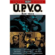 Ú.P.V.O. 12 Žabí válka - Kniha