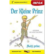 Der Kleine Prinz/Malý Princ: zrcadlový text pro pokročilé