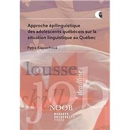 Approche épilinguistique des adolescents québécois: sur la situation linguistique au Québec