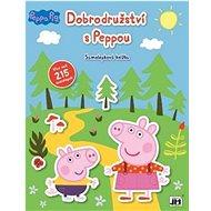 Samolepková knížka Dobrodružství s Peppou