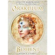 Orákulum bohyní: Kniha a 52 karet