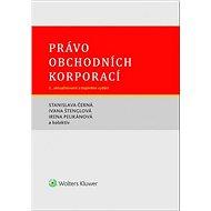 Právo obchodních korporací - Kniha
