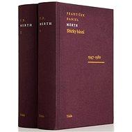 Sbírky básní: 1947–1980 / 1980–1995 - Kniha