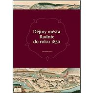 Dějiny města Radnic do roku 1850 - Kniha