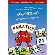 Násobilka s čertíkem Kvítkem: Cvičebnice pro žáky základní školy + kouzelné karty