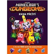 Minecraft Dungeons Kniha přežití se samolepkami: s víc než 500 skvělými samolepkami