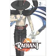 Radiant 2 - Kniha