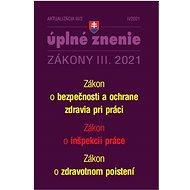 Aktualizácia III/2 2021: Zdravotné poistenie - Kniha