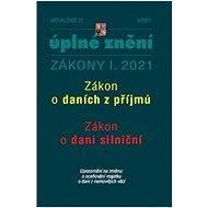 Aktualizace I/1 2021 – Daně z příjmů, Silniční daň - Kniha