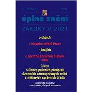Aktualizace V/1 2021 - Kniha