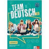 Team Deutsch neu 1 (A1) učebnice: Němčina pro druhý stupeň základních škol - Kniha