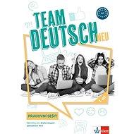 Team Deutsch neu 1 (A1) pracovní sešit: Němčina pro druhý stupeň základních škol - Kniha