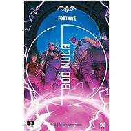 Batman: Fortnite Bod nula (5) - Kniha