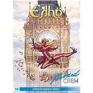 Modrá CREW 18 Ekhö Zrcadlový svět 7+8 - Kniha