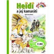 Heidi a jej kamaráti - Kniha