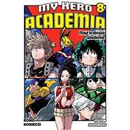 My Hero Academia 8 Moje hrdinská akademie: Vzestup Jaojorozu