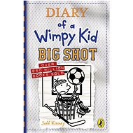 Diary of a Wimpy Kid 16. Big Shot - Kniha