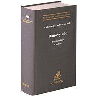Daňový řád Komentář - Kniha