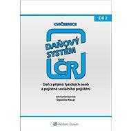 Cvičebnice Daňový systém 2021 2. díl - Kniha