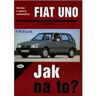 Fiat Uno od 9/82 do 7/95: Údržba a opravy automobilů č. 3 - Kniha