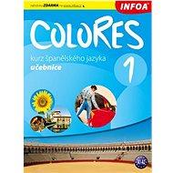 Colores 1: Učebnice - Kniha