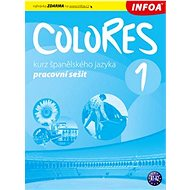 Colores 1: Pracovní sešit - Kniha