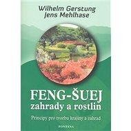 Feng-Šuej zahrady a rostlin - Kniha