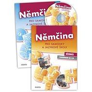Němčina pro samouky: Sada složená z učebnice, přílohy a tří CD - Kniha