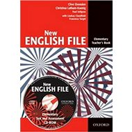 New English File Elementary Teacher's Book:  + Test resource CD-ROM - Kniha