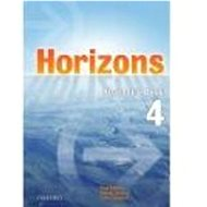 Horizons 4 Workbook Czech Edition - Kniha