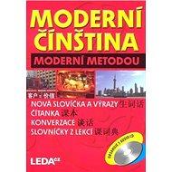 Moderní čínština moderní metodou: obsahuje 3 audio CD - Kniha