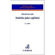 Směnka jako zajištění 2. vydání - Kniha