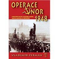 Operace únor 1948 - Kniha