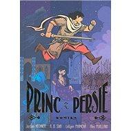 Princ z Persie - Kniha