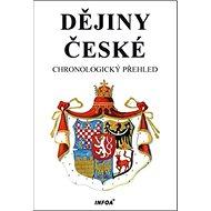 Dějiny české: chronologický přehled - Kniha