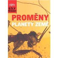 Proměny planety Země: Síly přírody - Kniha