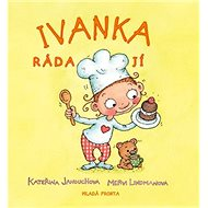 Ivanka ráda jí - Kniha